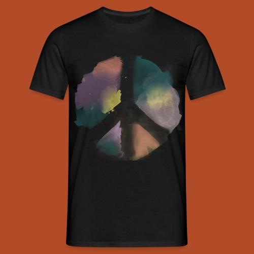 Camiseta Símbolo Paz - Camiseta hombre