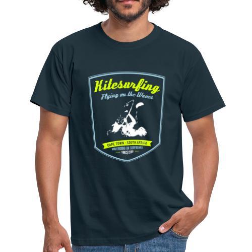 KITESURFING CAPE TOWN - Maglietta da uomo