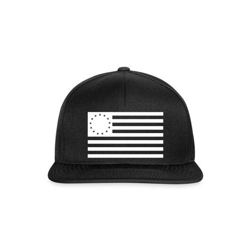 USA Cap - Snapback Cap