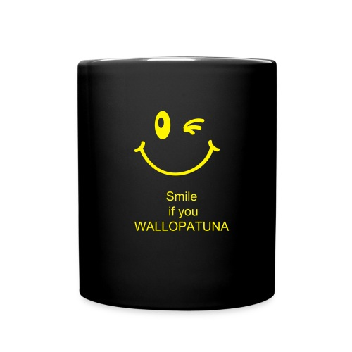 WALLOPATUNA SMILE - Full Colour Mug