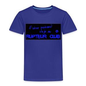 Tshirt garçon futur motard - T-shirt Premium Enfant