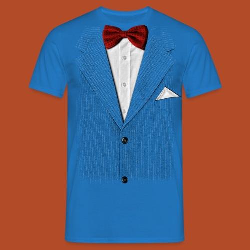 Camiseta Traje con pajarita - Camiseta hombre