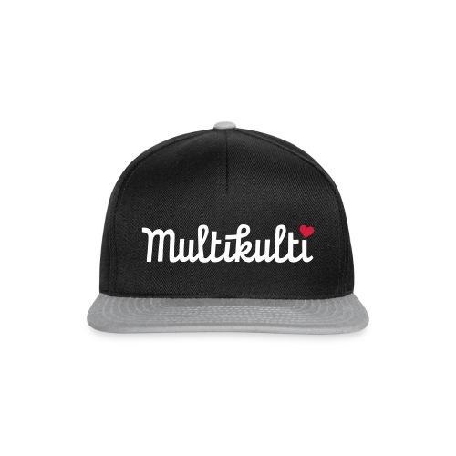 Multikulti - Snapback Cap