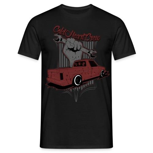 ColdHeartCrew GearHeads Pick Up - Männer T-Shirt