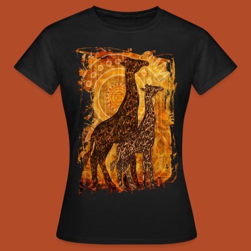 Camiseta chica Étnica - Camiseta mujer