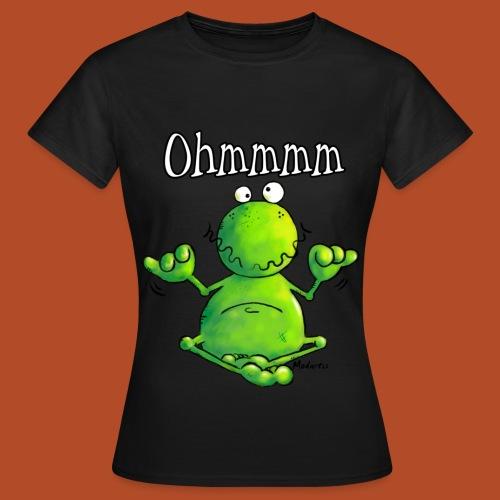 Camiseta chica yoga - Camiseta mujer