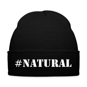 #Natural - Winter Hat