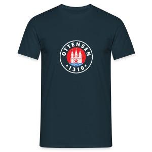 Ottensen Serie 1/1 - Männer T-Shirt