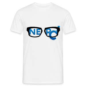 Nerd Glasses - Men's T-Shirt