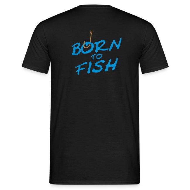 Born to  fish !