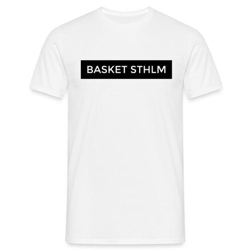 basketSTHLM  - Men's T-Shirt