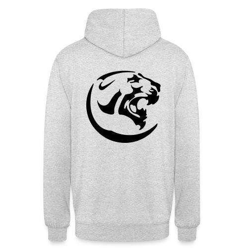 Black Panther Red Hoodie - Unisex Hoodie