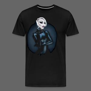 Aranea Peel in Latex - Männer Premium T-Shirt