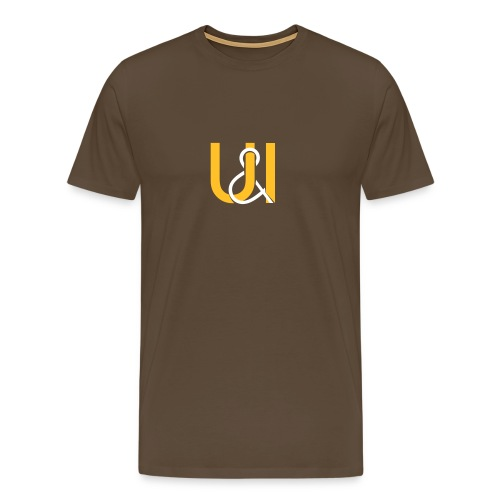 U&I - I love U - Männer Premium T-Shirt