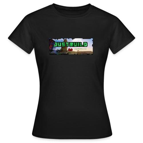 JustBuild T-shirt - T-shirt dam