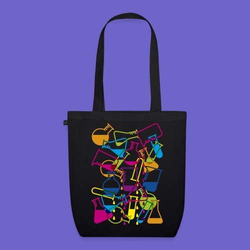 Sac Biologie couleur  - Sac en tissu biologique