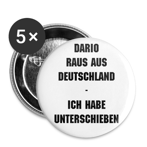 Button - Buttons groß 56 mm