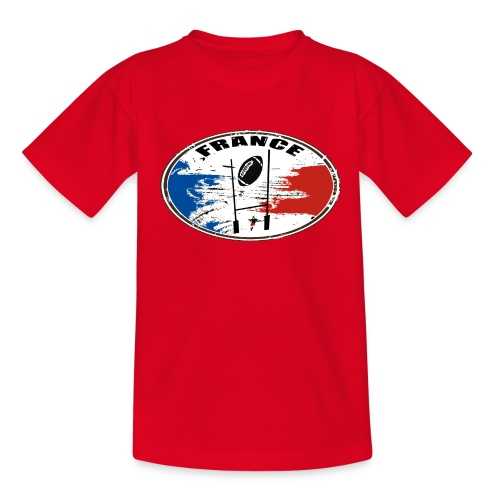 sport rugby france - T-shirt Ado