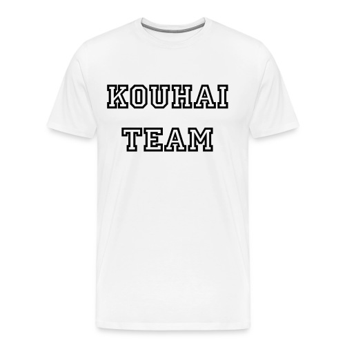 Kouhai team - Men's Premium T-Shirt