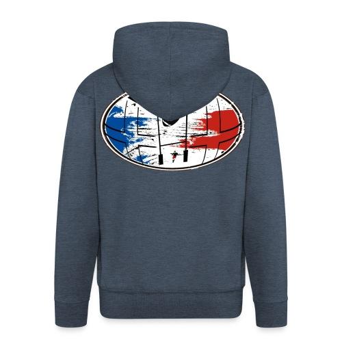 France sport rugby - Veste à capuche Premium Homme