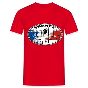 France sport rugby - T-shirt Homme