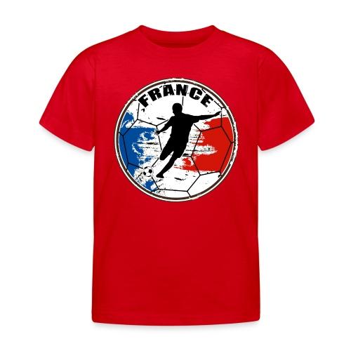 France sport football - Kids' T-Shirt