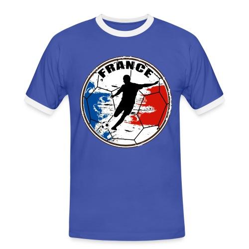 France sport football - Men's Ringer Shirt