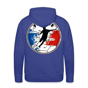 France sport football - Men's Premium Hoodie