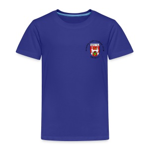 Vereins-T-Shirt, blau, Kinder - Kinder Premium T-Shirt