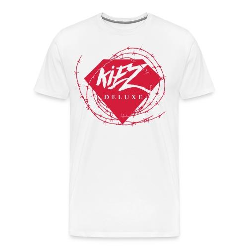Kiez Deluxe Barbwire - Männer Premium T-Shirt