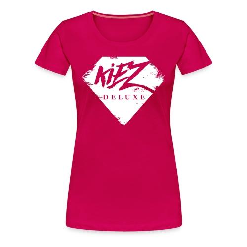 Kiez Deluxe Rugged - Frauen Premium T-Shirt