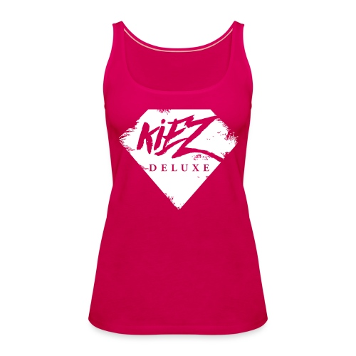 Kiez Deluxe Rugged - Frauen Premium Tank Top