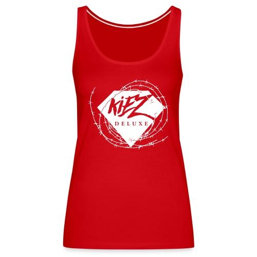 Kiez Deluxe Barbwire - Frauen Premium Tank Top