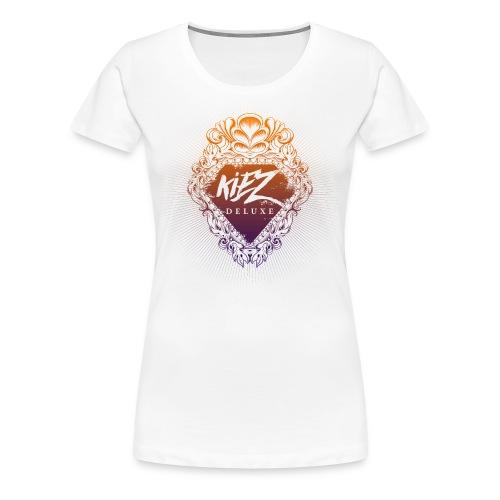 Kiez Deluxe Rococo - Frauen Premium T-Shirt