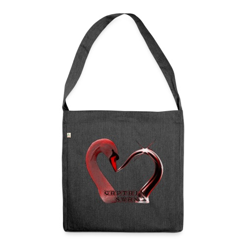 Sac en bandoulière Captain Swan - Shoulder Bag made from recycled material