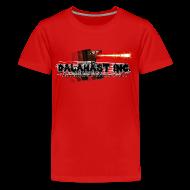 T-shirts ~ Premium-T-shirt tonåring ~ Dalahäst Inc.