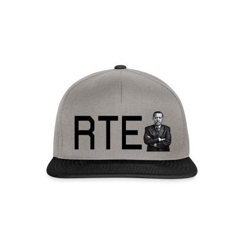 RTE_Cap - Snapback Cap