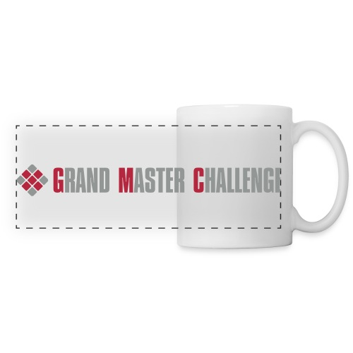 Grand Master Challenge Panoramic Logo Mug - Panoramic Mug