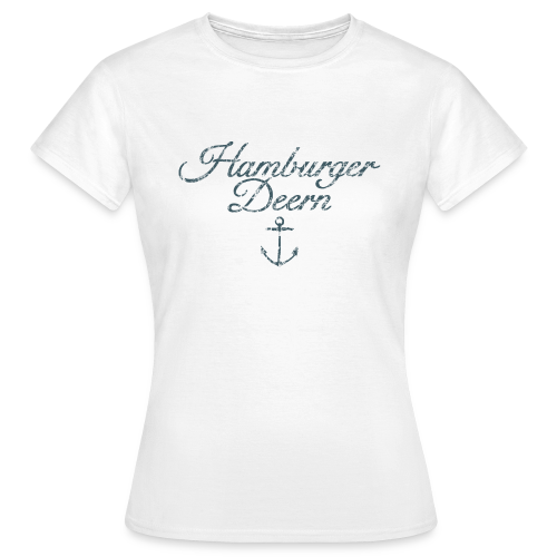 Hamburger Deern T-Shirt - Frauen T-Shirt
