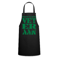 Aprons ~ Cooking Apron ~ proud to have VET-ER-AAN