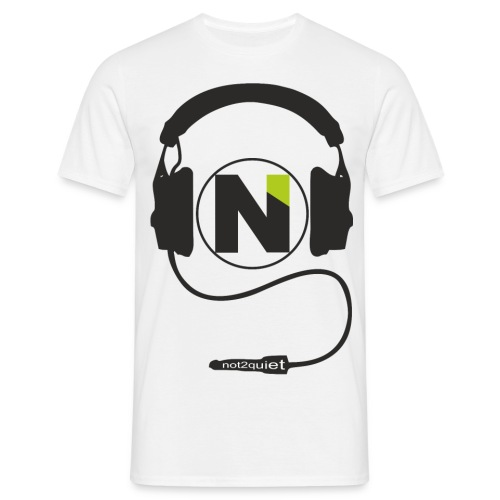 N2Q Headphones - Männer T-Shirt