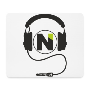 N2Q Mousepad - Mousepad (Querformat)