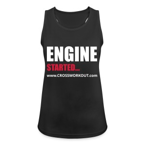 Funktions-Top Damen Engine - Frauen Tank Top atmungsaktiv