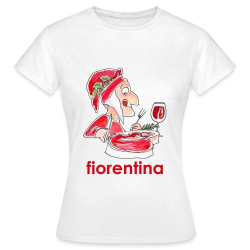 Fiorentina - Maglietta da donna