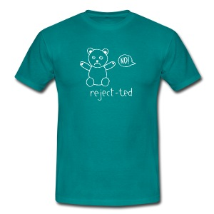 reject-ted - Men's T-Shirt