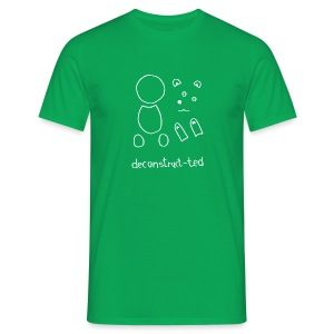 deconstruct-ted - Men's T-Shirt