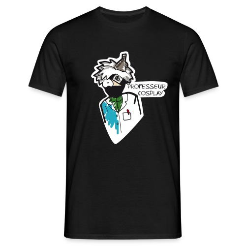 Professeur Cosplay - homme - T-shirt Homme