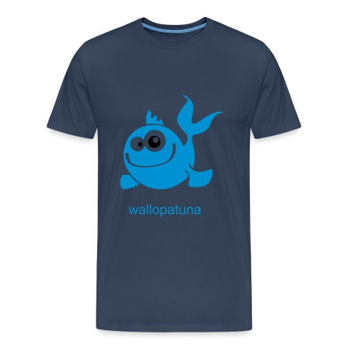 wallopatuna 2 - Men's Premium T-Shirt