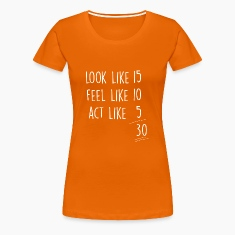 act_look_feel_30 T-Shirts
