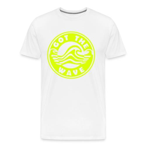 Got The Wave T-Shirt - Men's Premium T-Shirt
